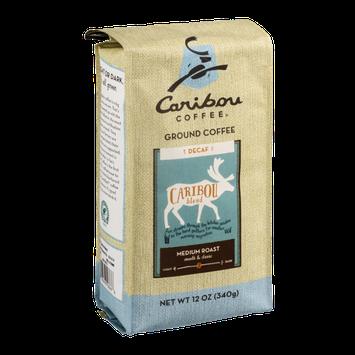 Caribou Coffee Ground Decaf Caribou Blend Medium Roast