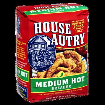 House-Autry Medium Hot Breader
