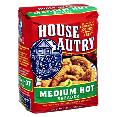 House-Autry Medium Hot Breader