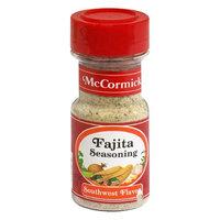 McCormick Fajita Seasoning, Southwest, 3-Ounce Unit (Pack of 6)
