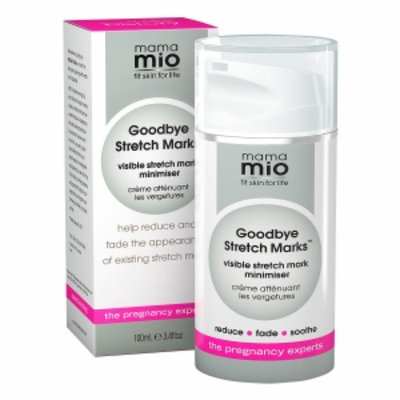mama mio Goodbye Stretch Marks Visible Stretch Mark Minimiser, 3.4 fl oz