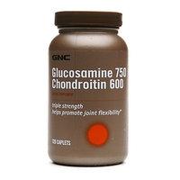 GNC Glucosamine 750 Chondroitin 600