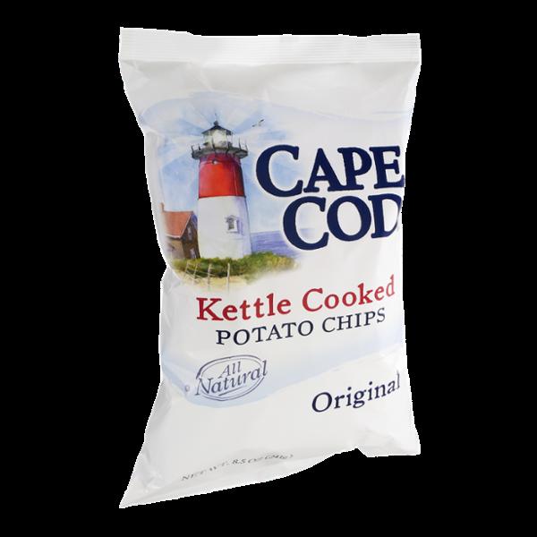 Cape Cod Original Kettle Cooked Potato Chips