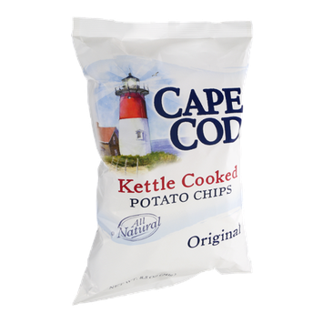 Cape Cod Original Kettle Cooked Potato Chips