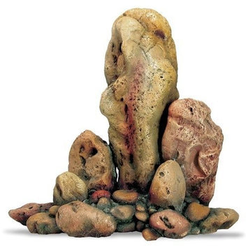R-Zilla SRZ100011404 Small Animal Decor Pebble Rock, X-Large