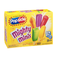Popsicle Slow Melt Mighty Minis 20 ct