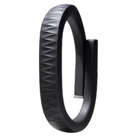 Jawbone UP - Health & Fitness Wristband - Black - Small