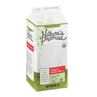 Nature's Promise Organics Whole Milk