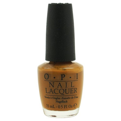 Nail Lacquer - # NL F53 A-Piers To Be Tan by OPI for Women - 0.5 oz Nail Polish