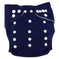 Trend Lab Cloth Diaper with Liner - Navy by Lab