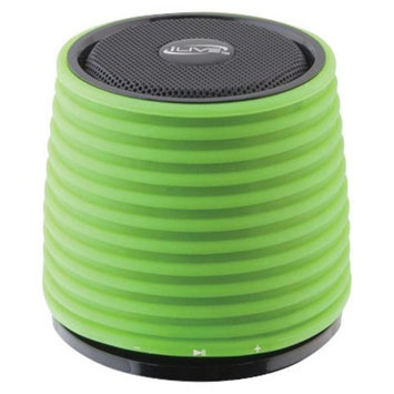 iLive Portable Bluetooth Wireless Speaker - Green (ISB212GN)