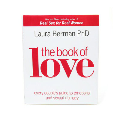 DK Publishing Book of Love by Dr. Laura Berman PhD