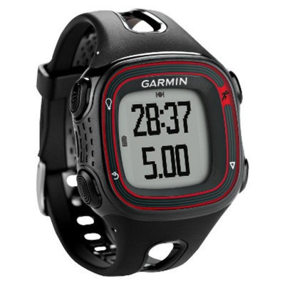 Garmin Forerunner 10 GPS Running Watch - Black
