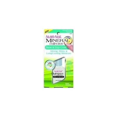 Mineral Collection Base and Top Coat - 0.5 oz,(Nutra Nail)
