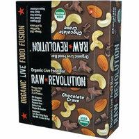 Raw Revolution Bar Organic Chocolate Crave Case of 12 1.8 oz