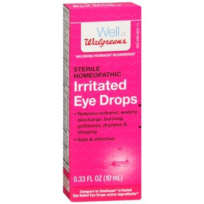 Walgreens Irritated Eye Relief Drops, .33 oz
