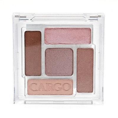 CARGO Eye Shadow Palette For Eyes, Paradise Island .25 oz (7 g)