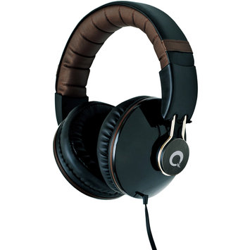 Club Electronics QFX H 200 DJ Style Stereo Headphone Blk