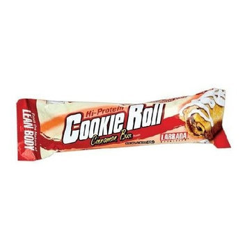 Labrada Hi-Protein Cookie Roll Bar Iced Chocolate Chip 12 Bars