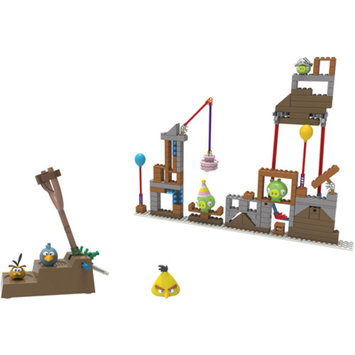 K'NEX Angry Birds Party Smashers Building Set