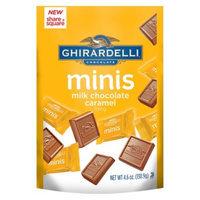 Ghirardelli Milk Chocolate Caramel Squares Bag