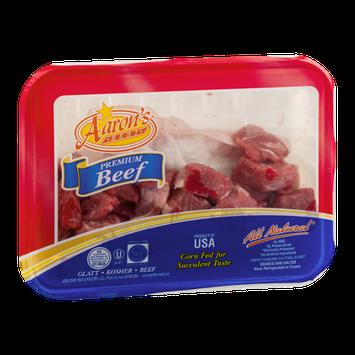 Aaron's Best Beef Stew Meat Cubed