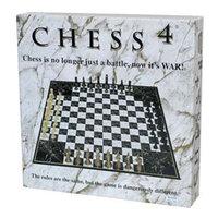 John N. Hansen Company John N. Hansen Co. Chess 4 Game