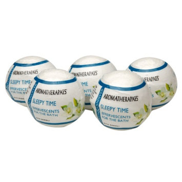 Aromatherapaes Effervescents for the Bath, Sleepy Time, Neroli, 5 ea
