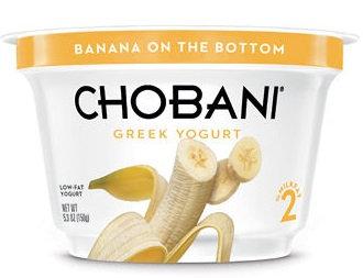 Chobani® Fruit On The Bottom Banana
