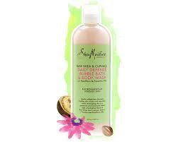 SheaMoisture Raw Shea & Cupuaçu Daily Defense Bubble Bath & Body Wash