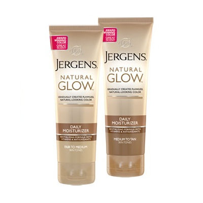 JERGENS® Natural Glow® Daily Moisturizer
