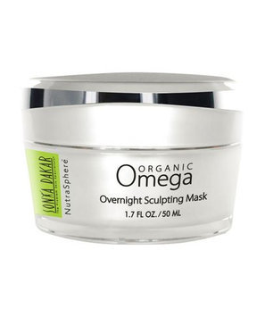 Sony Organic Omega Overnight Sculpting Mask