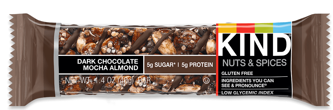 KIND® Dark Chocolate Mocha Almond