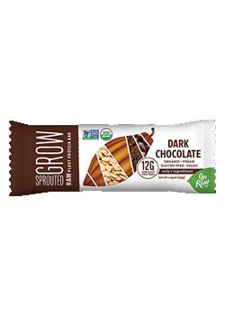 Go Raw Dark Chocolate Grow Protein Bars