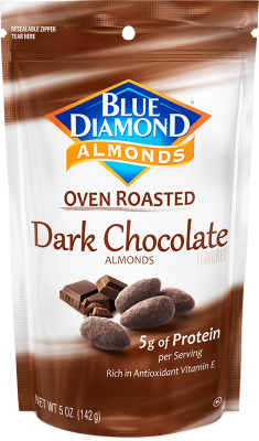 Blue Diamond® Almonds Oven Roasted Dark Chocolate Almonds