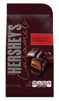 Hershey's Caramels In Dark Chocolate