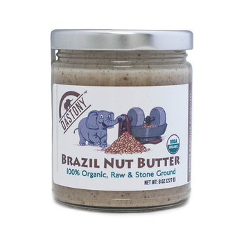 Windy City Organics Dastony Brazil Nut Butter - 8 oz - Vegan