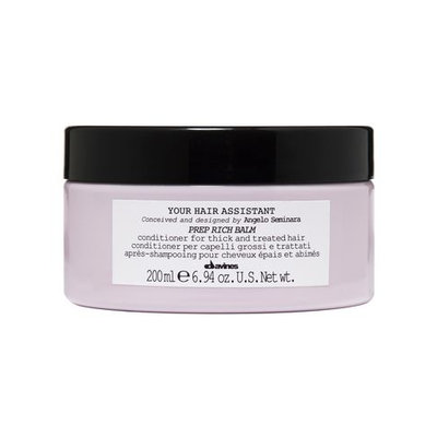 Davines Your Hair Assistant Prep Rich Balm Conditioner (thick/treated hair)
