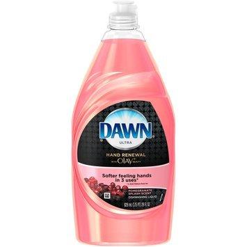 Dawn Hand Renewal with Olay Pomegranate Splash