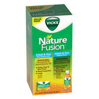 Vicks® Nature Fusion™ Day & Night Cold & Flu Relief Co-Pack