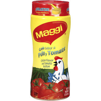 Maggi Chicken Flavor And Tomato Bouillon, 2.2 lb