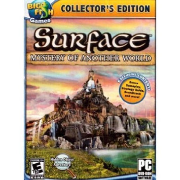 Activision Surfacemystery Of Another World Ce [street 8/14]