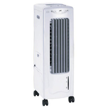 Sunpentown SF-610 Evaporative Air Cooler with Ionizer