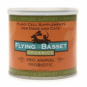Flying Basset Organics Pro Animal Probiotic