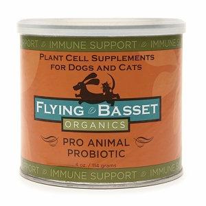 Flying Basset Organics Pro Animal Probiotic