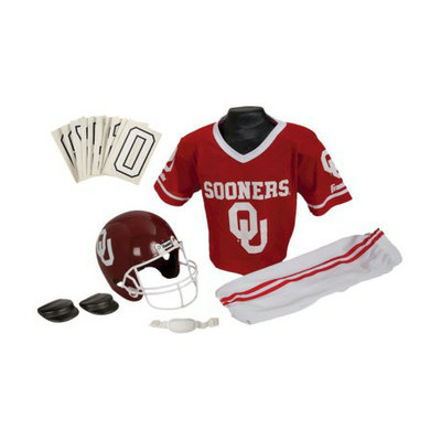 Franklin Sports Oklahoma Deluxe Uniform Set - Small