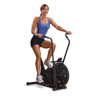 Marcy Fan Upright Exercise Bike - IMPEX, INC.