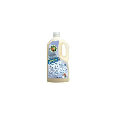 Earth Friendly Products 976608 Carpet Shampoo 40 oz - Case of 8