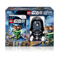 LucasArts Entertainment LEGO Star Wars III: The Clone Wars with Darth Vader Plush