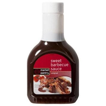 market pantry Market Pantry Sweet Barbecue Sauce 18 oz